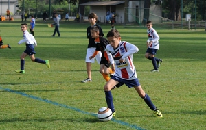 Ecole de foot : résultats du week-end
