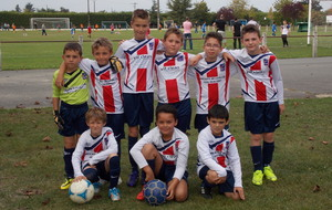 Ecole de football : résultats du week end